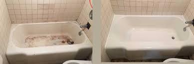 bathtub refinishing cleveland oh integrity tub restoration