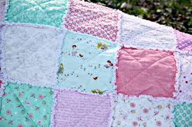 Some Bunny Loves You: Easy Rag Quilt Tutorial - The Cottage Mama &  Adamdwight.com