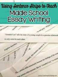 type of sentences essay bullying