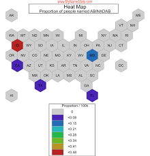 ABINADAB First Name Statistics by MyNameStats.com