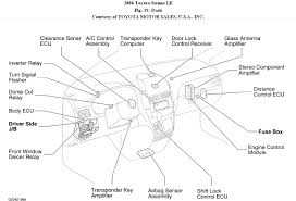 2011 toyota sienna fuse diagram wiring info \u2022 2011 toyota sienna fuse box diagram dome light dead after replace hid bulb rh 2carpros com 2011 toyota sienna fuse box location