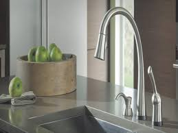 Delta Touch2o Kitchen Faucet Design605403 Delta Touch Kitchen Faucet Delta Kitchen Faucet