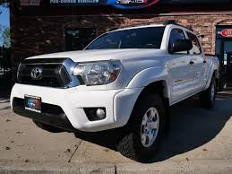 2014 Toyota Tacoma Maintenance Required Light 2014 Toyota Tacoma 14 Tacoma Double Cab Sr5 4x4 Bluetooth