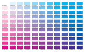 The cmyk color chart is available to edit and customize. Cmyk Color Chart Purple Drone Fest