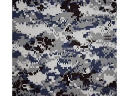 close up of digital navy material