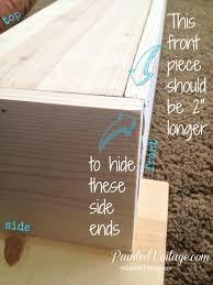 how to diy wood mantle