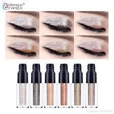 hengfang metal liquid eyeshadow glitter eye shadow liquid shimmer stick beauty tool korea cosmetic gift for brown eye makeup cosmetics from