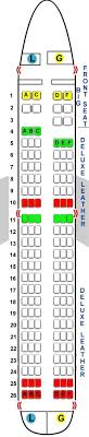 Spirit Airline Seating Airbus A319 Spirit Flights Aircraft