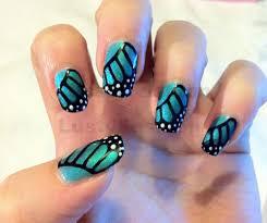 Some Inspirational CDN Shellac Nail Art Design Ideas - LustyFashion