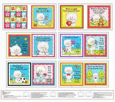 miss kitty s colors soft book panel