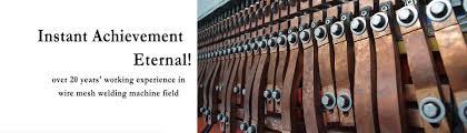 Anping Joy House Welded Wire Mesh Machine Fence Mesh Machine Reinforcing Mesh