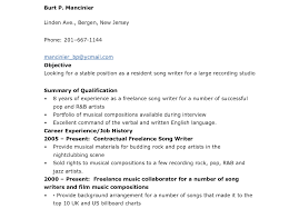 Attractive Resume Format Tags Resume Writer Online Resume
