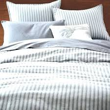grey white striped duvet cover scroll to next item king flannel arrow stripe full queen light