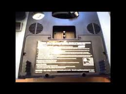 Replacing The Battery In A Sears Diehard Portable Power 1150