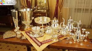 """<b>Набор</b> серебряный для шампанских <b>вин</b> """"<b>Золотая</b> осень"""" - YouTube"""