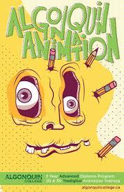 Graphic Design Algonquin Full Page Ad For Algonquin College Animation Algonquin