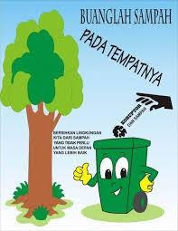 Contoh Poster Poster Bertema Lingkungan Contoh Poster Poster Lingkungan