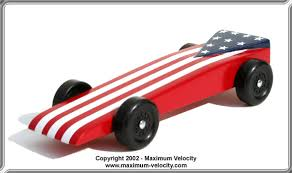 Pinewood Derby Cars Designs Car Plans 3 Download