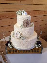 Rustic Wedding Cakes Picture Of Jills Cakes And Bakes Canton