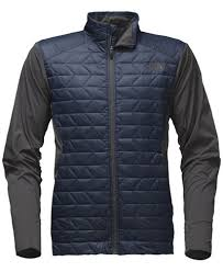 The North Face Men's ThermoBall™ Quilted Jacket - Coats & Jackets ... & The North Face Men's ThermoBall™ Quilted Jacket Adamdwight.com
