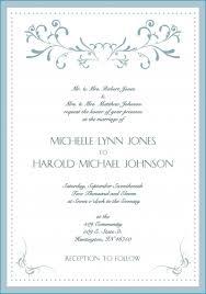 Invitation Wording For Dinner Wedding After Party Invitation Sample Pre Dinner Wording