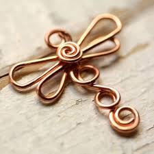 like copper wire jewelry diy