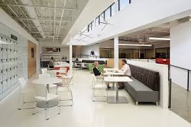 National fice Furniture Headquarters by Gensler Jasper