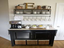 Kitchen Coffee Bar Baby Nursery Awesome Coffee Bar Ideas Home Bars Diy Fixer Upper