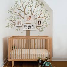 Small Picture Narrow Family Tree Decal Two Colors Wall Decals