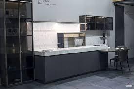 Dark Gray Cabinets Kitchen Small Wooden Breakfast Bar Tiny Modern Island Stainless Steel Bar