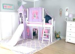 medium size of princess bed with slide theme beds castles forts bunk castle p headboards princess