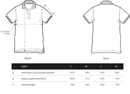 Hang Ten Size Chart Hd Sizechart Hangten Icon Poloshirt Sketch Transparent Png
