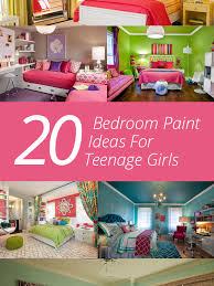 girls bedroom paint ideas20 Bedroom Paint Ideas For Teenage Girls  Home Design Lover