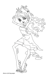 Tap Dance Coloring Pages Free Thegraduateinfo