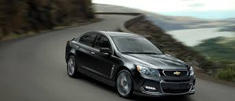 The 2017 Chevy SS Changes Are Coming to Palmetto and Memphis at ...
