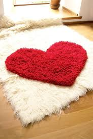 heart shaped rug brighten up your home decor with this amazing free crochet rug pattern to heart shaped rug