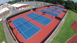 Post Tensioned Tennis Court Design New Jersey Tennis Court Construction Post Tension Concrete