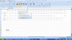 Graphing A P6 Resource S Curve In Excel