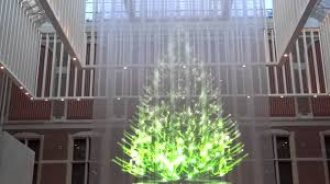 The virtual Christmas tree - YouTube