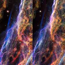 Hubble Snaps Breathtaking Views of Colorful <b>Veil Nebula</b> (Photos ...