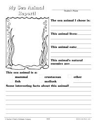 Habitat Lesson Plans 2nd Grade Free Printable Worksheets On Animal ...