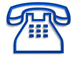 Afbeeldingsresultaat voor telefoon teken