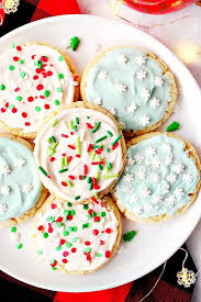 perfect sugar cookies crunchy creamy