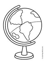 Small Picture globe coloring pages 28 images airplane travel around globe