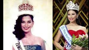 Epic Mother-Daughter duo Beauty Queens from the Philippines 🇵🇭 Melanie  Marquez & Michelle Dee - YouTube