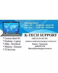 freelance computer services k tech support computer repair 50 other computer