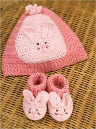 Free Knitting Patterns For Baby Hats And Booties