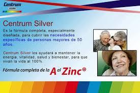 centrum silver multivitaminico x 30 tabletas