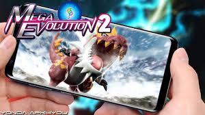 New Pokemon Game! Pokemon Mega Evolution 2 - Android IOS Gameplay - YouTube