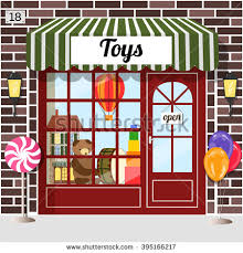 store window clipart. Fine Clipart Storefront Clipart Toy Shop Store Building Facade Stock Vector Freeuse  Download And Window Clipart